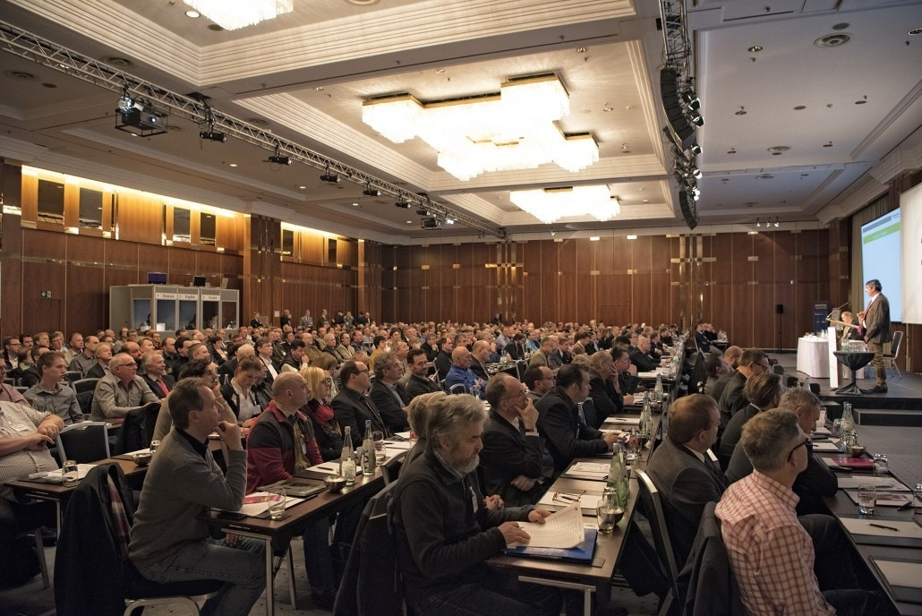 The German Demolition conference