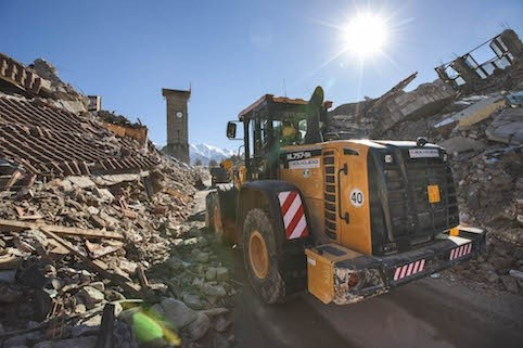 Hyundai Heavy Industries supports rebuilding after Italian earthquakes