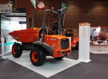Innovation and surprises from Ausa at Intermat