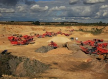 Terex Finlay's new crushers and screens