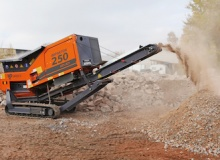 New mobile crushing and screening equipment at bauma 2019