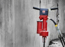 Hycon beats pneumatic rock drills with high performing hydraulic alternative