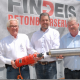 Findeis GmbH receives first drill motor and drill bit set with new tool free system