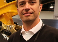 Brokk hires sales manager for South America