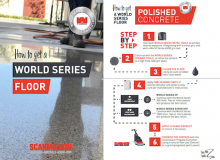 Scanmaskin presents the World Series floor system