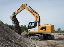 Liebherr launches new crawler excavator