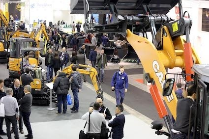 Expected growth  in global and Italian demand for construction equipment sets the scene