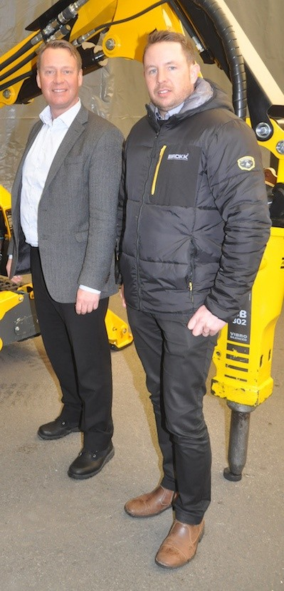 Brokk's launches four new powerful machines