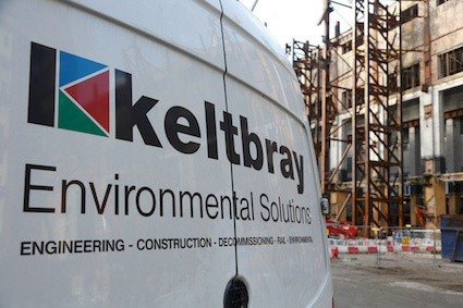 Keltbray to expand its specialist asbestos management services division