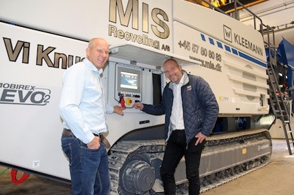 Kleemann boosting Danish recycling productivity