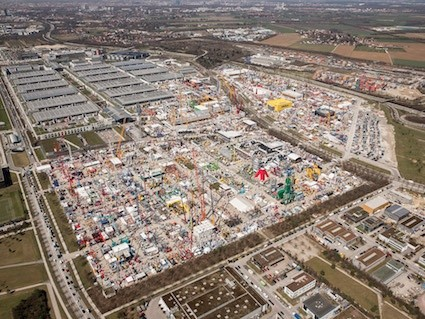 Bauma booked to capacity