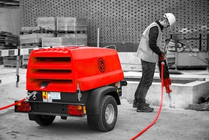 Chicago Pneumatic launches Red Rock compressors