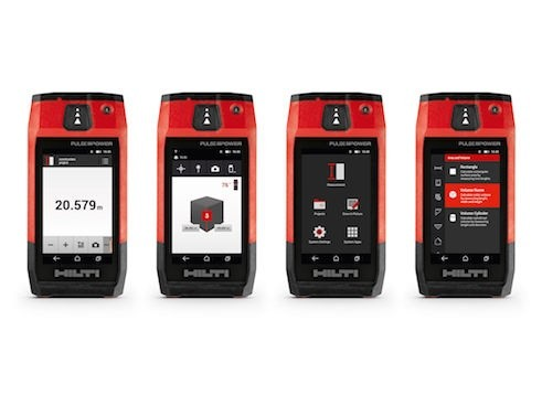 Hilti receives five if design awards