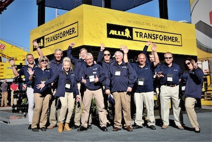 Allu transforms at Conexpo/Conagg