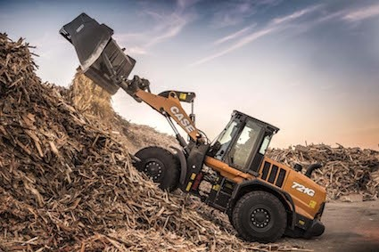 Case adds G-series wheeled loaders