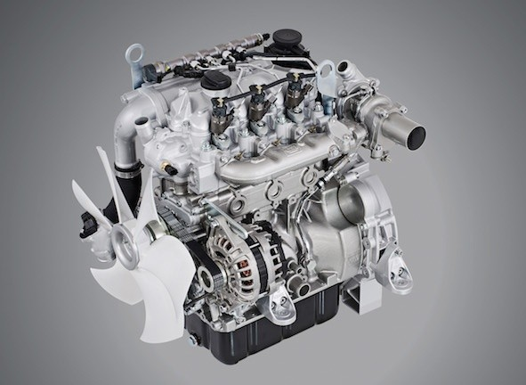 Hatz three-cylinder diesel engines