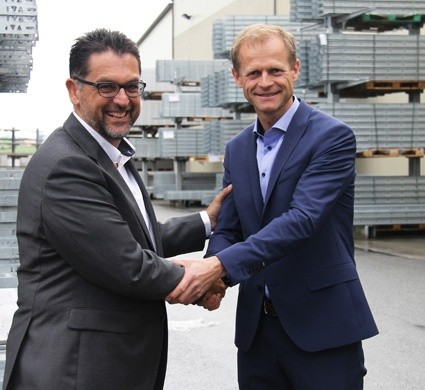 Hilti acquires Oglaend System Group