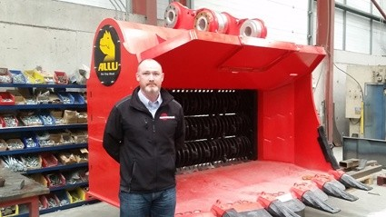 Allu appoints new dealer for Ireland
