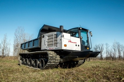 Prinoth upgrades the Panther T16