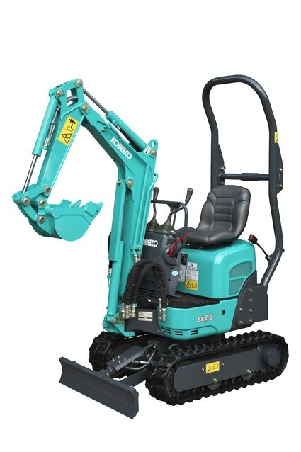 Kobelco's smallest