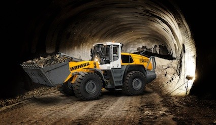 Liebherr release tunnel version of XPower® wheel loaders