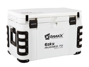 Traxx launches new cooler for the worksite