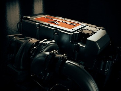 Yanmar extends its engine line up to 155 kW