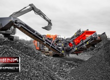 Terex Finlay expands mobile crusher line