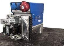 New 'Super Compact' Dynaset hydraulic generator models