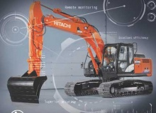 Hitachi looks to the future at bauma