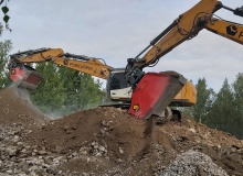 Allu Group screener and crusher the 'future for demolition'