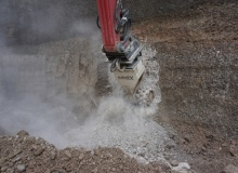 Simex: form and substance on show at bauma