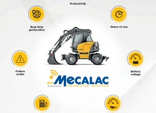 Mecalac introduces 'MyMecalac' connected services