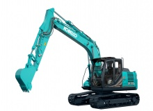 New Kobelco SK130LC-11 sets a high standard