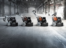 Husqvarna sees wide scale potential in the concrete surface and flooring segments